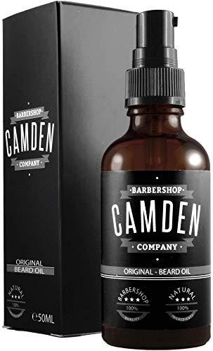 Olio di barba Camden Barbershop